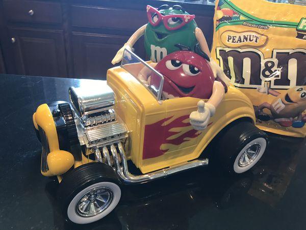 """""""Collectors """" M&M Car Dispenser!!!!"""