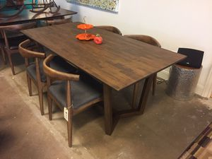 Furniture Solid wood table for Sale in Houston, TX