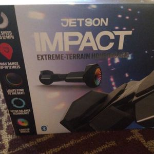 Jetson IMPACT Extreme Terrain Hoverboard w/ Bluetooth And Lights for Sale in Portland, OR