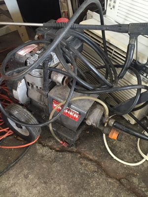 high pressure washer for Sale in Chicago, IL