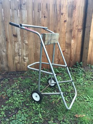Outboard Motor Cart for Sale in Maple Valley, WA