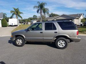 2000 Chevy Blazer 4wd for Sale in Holiday, FL