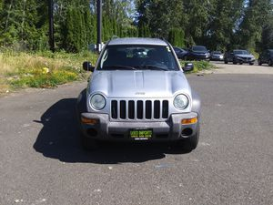 02 Jeep liberty Automatic Cold A/C 4x4 for Sale in Vancouver, WA