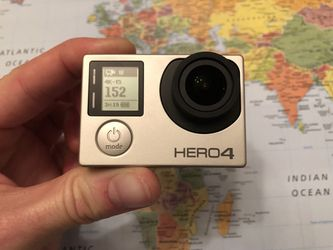GoPro HERO 4 Silver with Extras for Sale in Portland,  OR