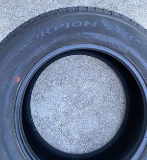 Pirelli Scorpion STRa 255/70/18 Brand New for Sale in Braselton, GA
