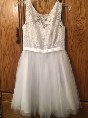 White medium dress for Sale in San Diego, CA