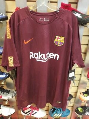 Barcelona original jersey size xl and xxl for Sale in West Covina, CA