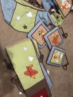 Crib bedding set for Sale in Apache Junction, AZ
