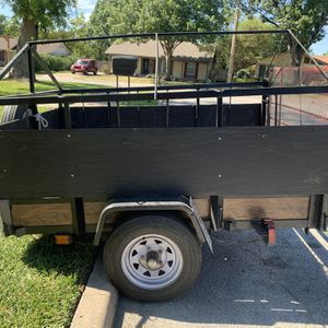 Trailer Con Título En Excelentes Condiciones for Sale in Irving, TX