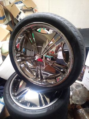 Verde 20inch rims for Sale in Forest Heights, MD
