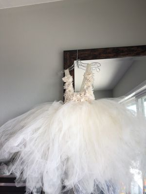 Flower girl Tulle Dress for Sale in San Francisco, CA