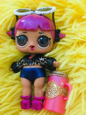 Cherry lol surprise doll glam glitter series for Sale in Fort Pierce, FL