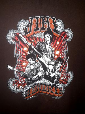 Jimmy Hendrix XXL Brown Shirt for Sale in Bloomington, CA