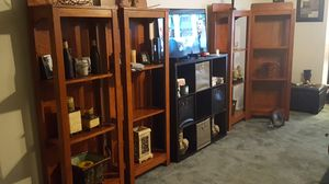 Book and decor shelve's for Sale in Little Rock, AR