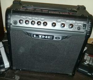 LINE 6 15 WATT GUITAR AMPLIFIER!!!❤❤❤👀 for Sale in Everett, WA