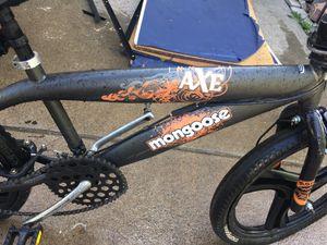"Mongoose B Axe 20"" Boys' BMX Bike for Sale in Dearborn, MI"
