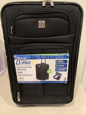 """Protege 21"""" Regency Carry-On 2-wheel Upright Luggage for Sale in Houston, TX"""