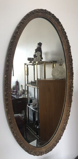 Antique Mirror. 39 inches x 21 for Sale in Denver, CO