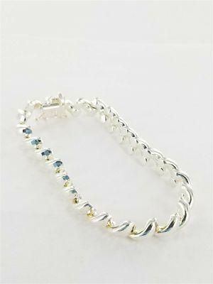 Women's Sterling Silver 925 Bracelet #82387 for Sale in Lawrence, NY