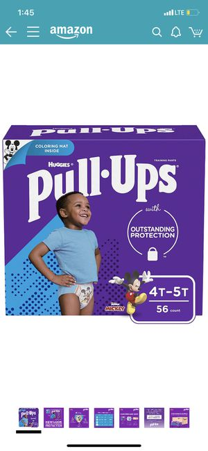 Pull ups Huggies for Sale in Houston, TX
