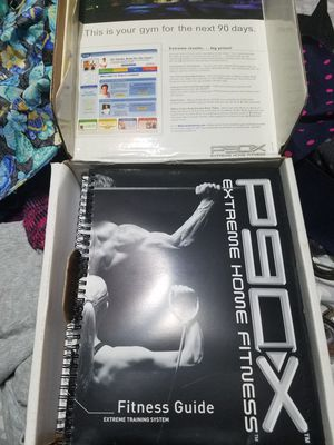 P90X Extreme Home Fitness for Sale for sale  Stockbridge, GA