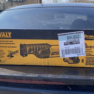 Brand New DeWalt Sawzall for Sale in Nashville, TN