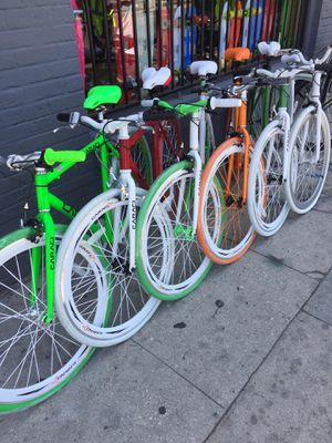 New fixed gear bikes for Sale in Los Angeles, CA