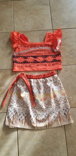 Moana Costume for Sale in Menifee, CA