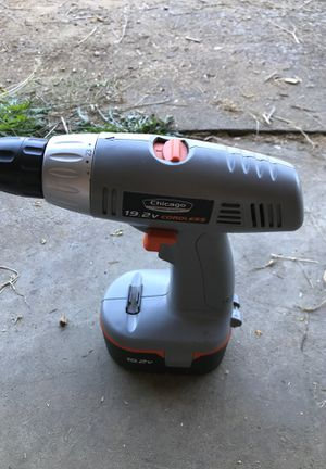 Power drill for Sale in Seattle, WA