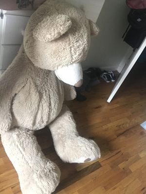Giant Teddy Bear for Sale in Bronx, NY