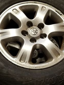 Wheels For Toyota Highlander Part #69397H for Sale in Woodway,  WA