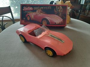 Barbie Mattel Dream Vette for Sale in Lakebay, WA