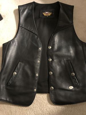 Harley Davidson Vest small for Sale in Burke, VA