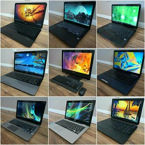Laptops, Desktops, And Tablets For Sale! for Sale in Tacoma, WA