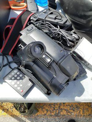 jvc video camera recorder for Sale in Lauderhill, FL