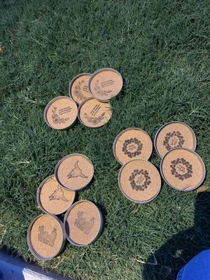 Coasters for Sale in Jarrell, TX