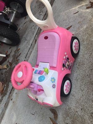 Kids toy minnie for Sale in Tampa, FL