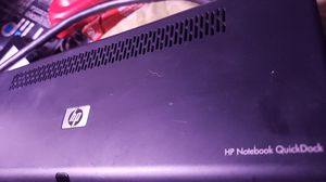Hp notebook quickdock kn744A#ABA 19V USB SERIAL PASSTHROUGH for Sale in Woodside, CA