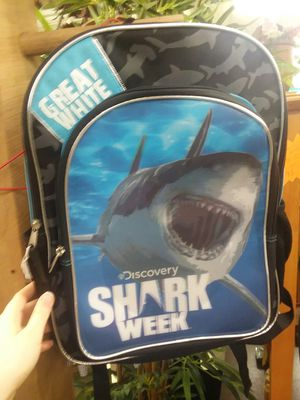 Shark Week Back Pack for Sale in Sunbury, OH