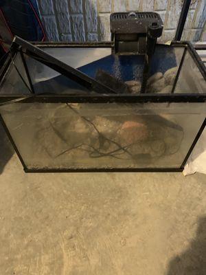 10 Gallon Aquarium for Sale in Upper Marlboro, MD