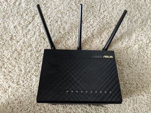 Asus router ac1900 for Sale in Roseville, CA