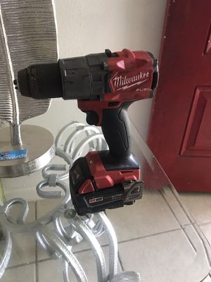 Milwaukee drill for Sale in New Orleans, LA