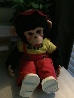 Rushton zippy monkey for Sale in Houston, TX