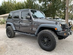 JEEP WRANGLER 2014 for Sale in TWN N CNTRY, FL