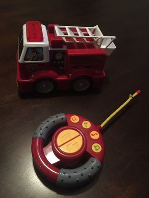 Remote control Fire Truck for Sale in Haines City, FL
