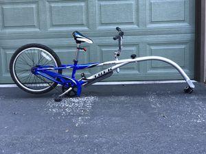 ***Trek Mountain Train tag along trailer bike*** for Sale in Bellevue, WA