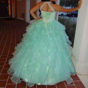 Quinceanera dress + basket for Sale in Kissimmee, FL