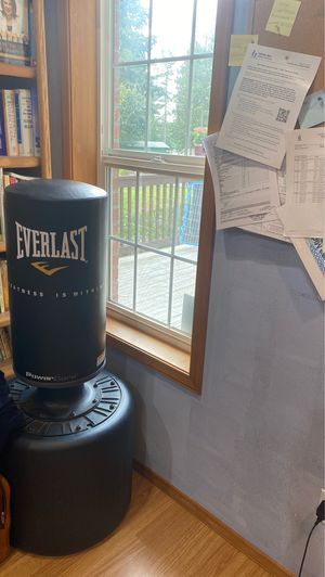 Everlast Punching/Kicking bag OBO for Sale in Kent, WA