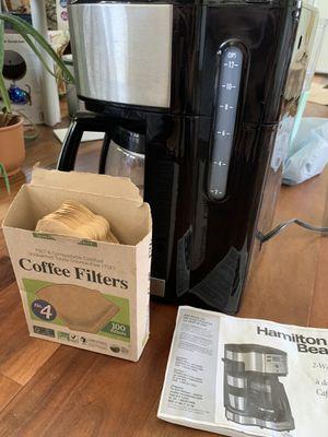 Hamilton Beach Coffee Maker - 2019 for Sale in Portland, OR