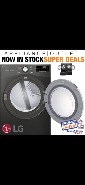 BRAND NEW APPLIANCES AT A DISCOUNTED PRICES for Sale in Houston, TX